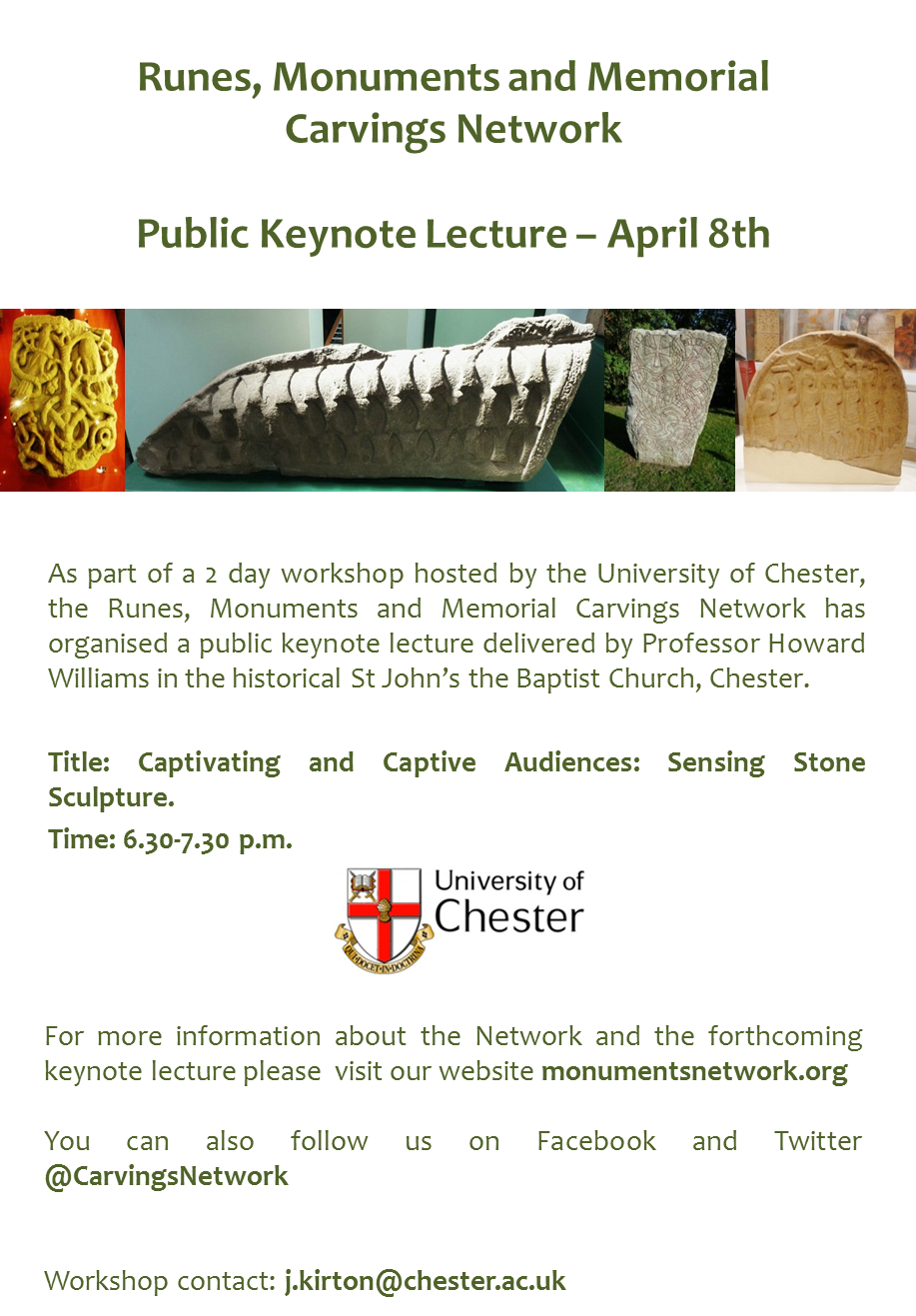 Keynote Lecture Poster
