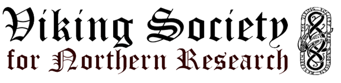 logo of the Viking Society for Northern Research